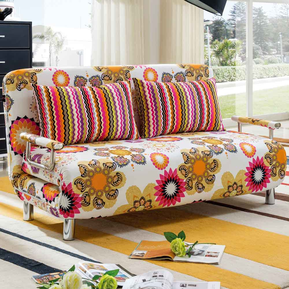 居家生活 彩麗多功能沙發床
