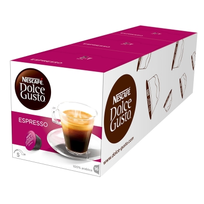 NESCAFE Dolce Gusto 義式濃縮咖啡膠囊