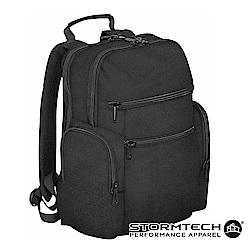 【加拿大STORMTECH】城市探險家多口袋功能後背包-黑-21L