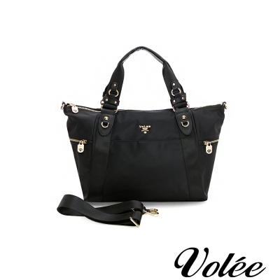 Volee飛行包 - 伴旅系列多功能通勤包 -德國黑