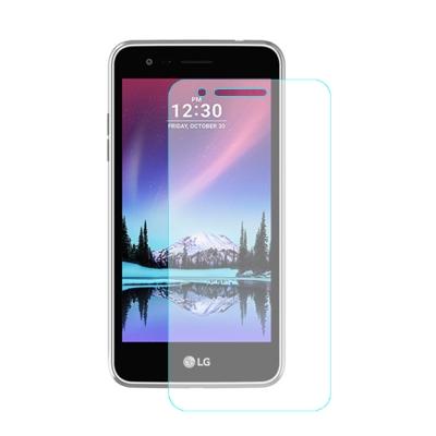 【SHOWHAN】LG K4(2017) 9H鋼化玻璃貼 0.3mm疏水疏油高清...
