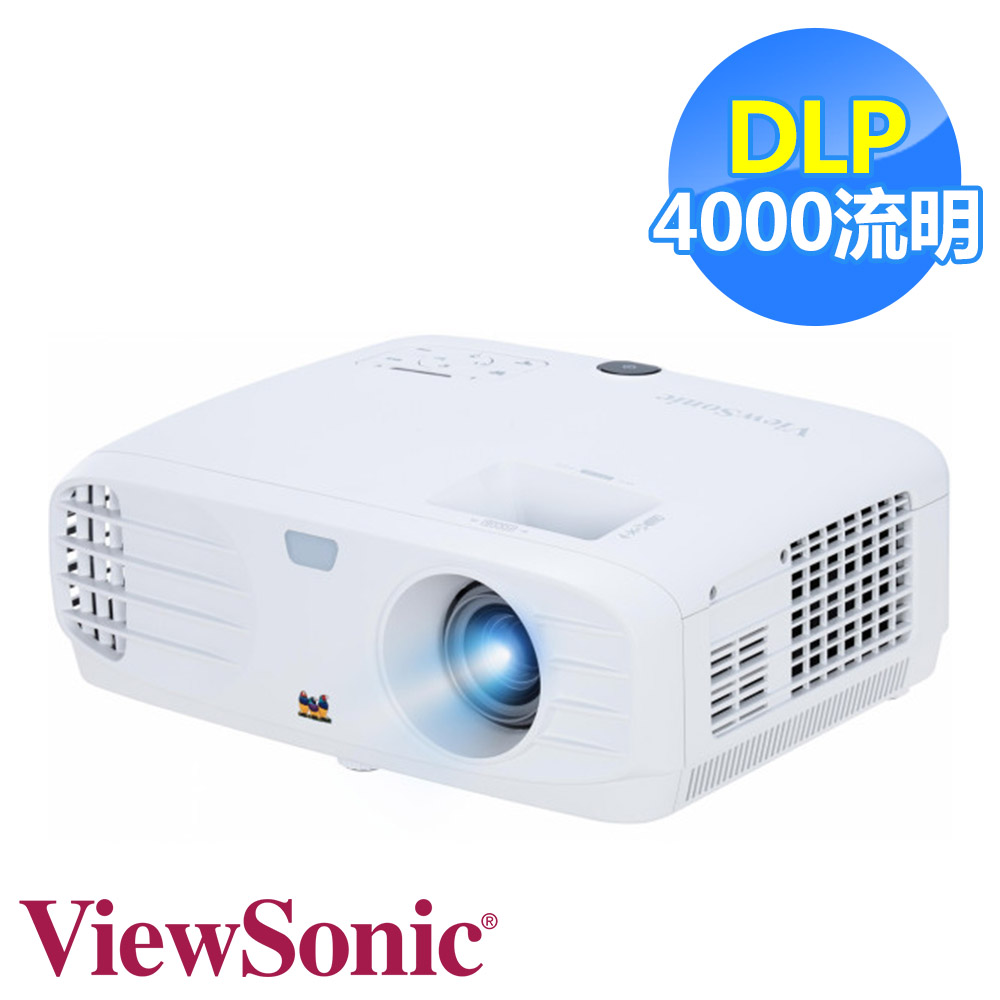 ViewSonic PG705HD 1080p DLP 投影機(4000流明)