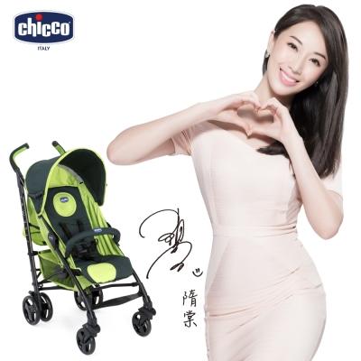 chicco-Lite Way樂活輕便推車-長青綠