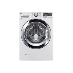 [無卡分期12期] LG樂金 18KG WiFi變頻滾筒洗脫洗衣機 WD-S18VBW 典雅白