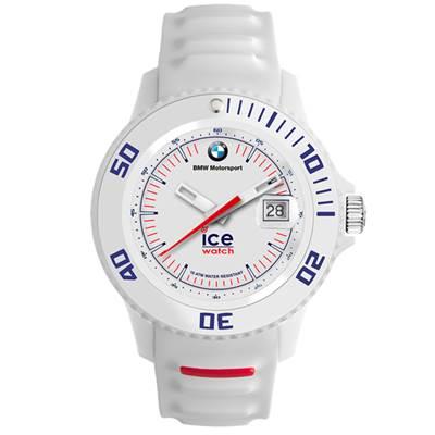Ice-Watch BMW運動系列 摩登潮流手錶-白/43mm
