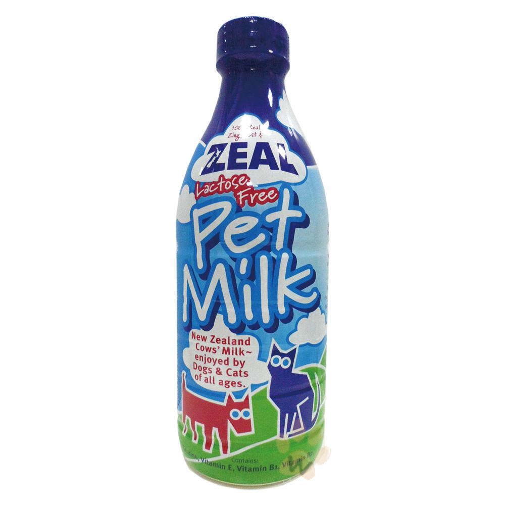 ZEAL 紐西蘭犬貓專用鮮乳1000ml 6入