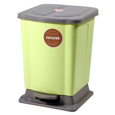 好媽媽踏式垃圾桶-中