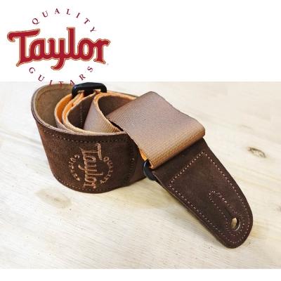 TAYLOR TLOP-66500 咖啡色 GS MINI 吉他貝斯背帶