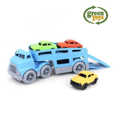 美國 greentoys 甩尾鱷運輸拖車(3y+)