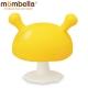 英國 Mombella Q比小蘑菇固齒器 黃色 product thumbnail 1