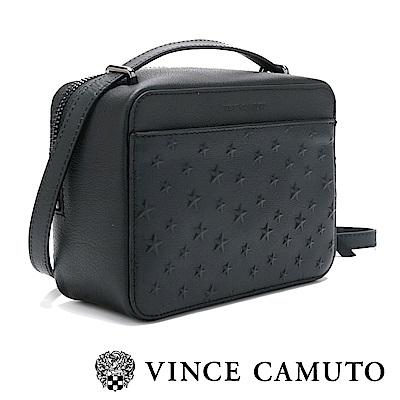 Vince Camuto 閃耀星星肩背方包-黑色