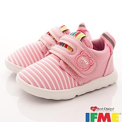 IFME健康機能鞋 Light超輕學步款 EI00233粉(寶寶段)