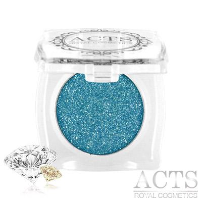 ACTS維詩彩妝 魔幻鑽石光眼影 藍綠晶鑽D 411