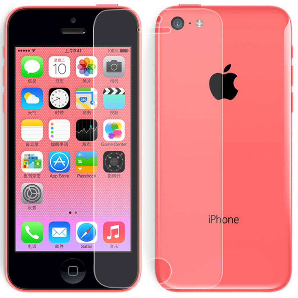 iPhone5C 高清超透螢幕保護貼