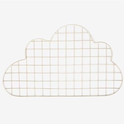 Dailylike 壁面網格吊掛架-04 雲朵