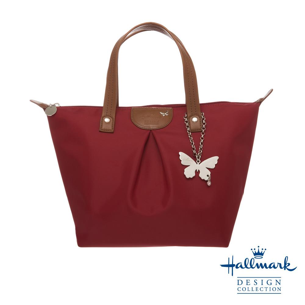 Hallmark-花漾繆斯手提包-紅色HLT15E003RD
