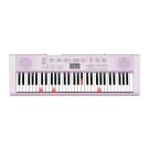 CASIO卡西歐 限量販售61鍵初階魔光電子琴LK-127