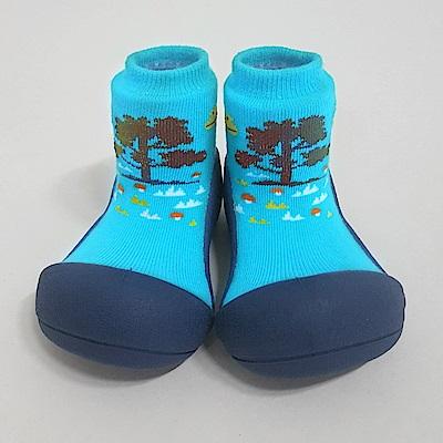 韓國Attipas 快樂學步鞋A 18 GN-森林之歌