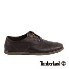 Timberland 男款橄欖綠3孔休閒牛津鞋