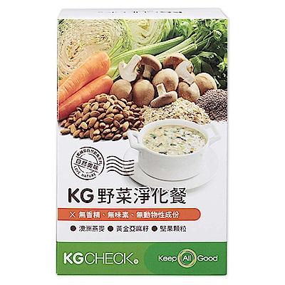 KGCHECK凱綺萃 KG野菜淨化餐 2入組 (6包 x 2盒) @ Y!購物