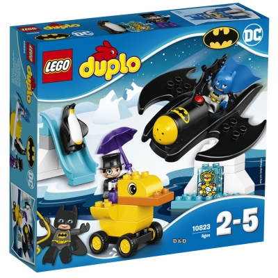 樂高LEGO Duplo 幼兒系列 - LT10823 Batwing Adventure