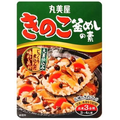 丸美屋 釜飯料-綜合菇(137g)