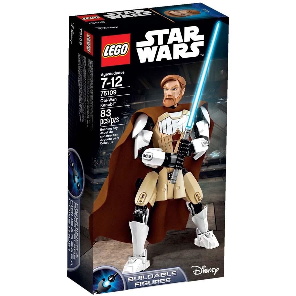 LEGO 樂高玩具 星際大戰外傳系列 歐比王肯諾比 75109