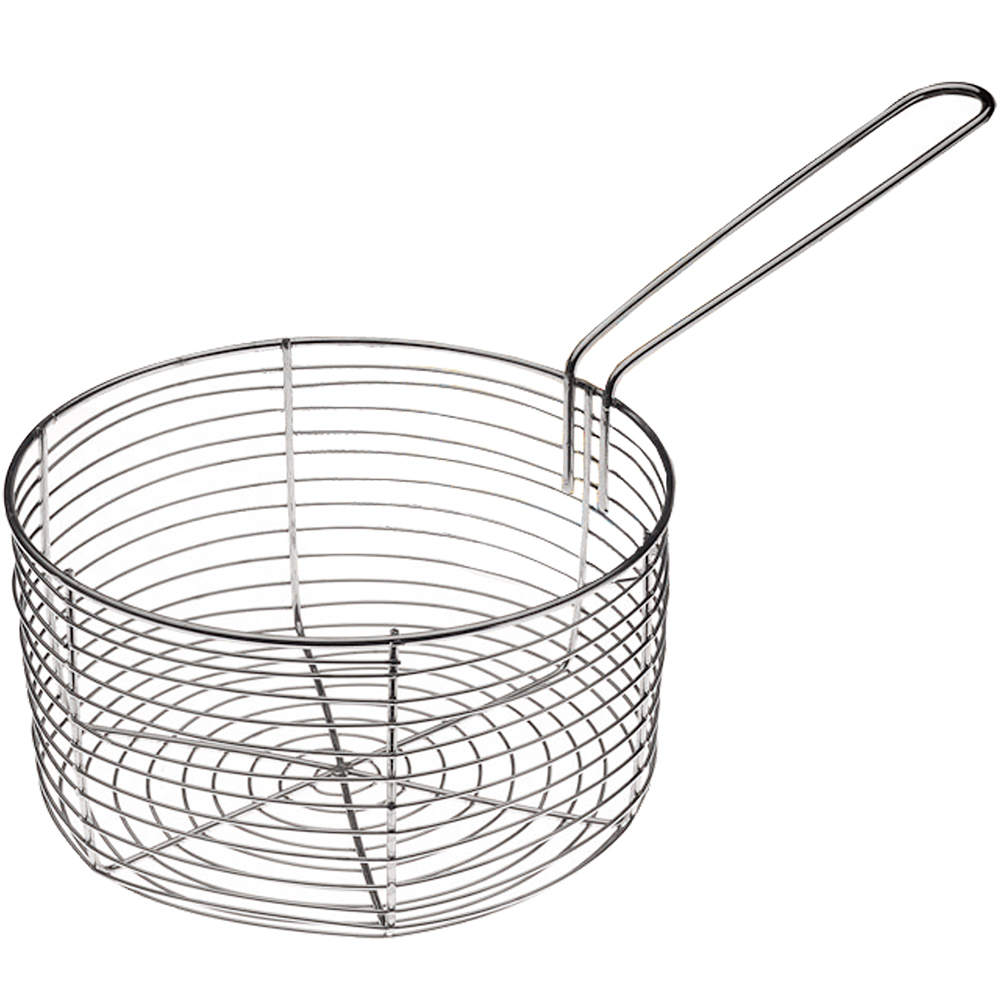《IBILI》炸籃造型盤(圓17cm)