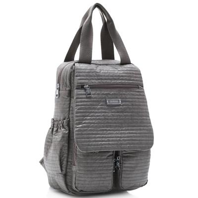 ANGIMI SHOP 日常悠閒防潑水大容量兩用後背包 6色