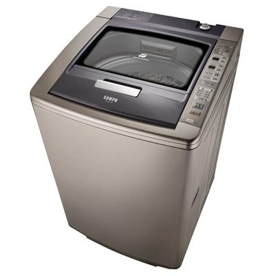 【福利品】Sampo 聲寶17公斤 AIE智慧洗淨變頻洗衣機 ES-ED17P(K2)