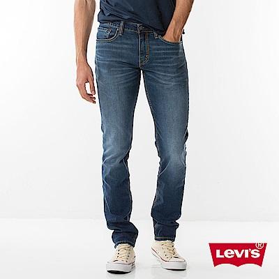 Levis 男款 511 低腰修身窄管牛仔長褲 / 彈性布料 / 輕磅