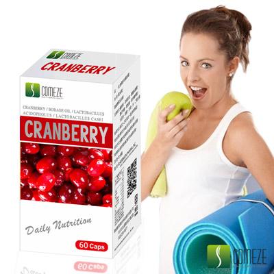 COMEZE康澤 舒沛蔓越莓-液態軟膠囊