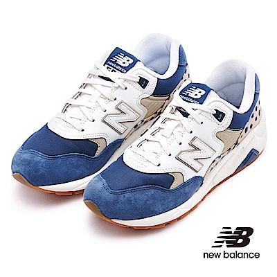 New Balance 復古鞋WRT580KN-B女性藍