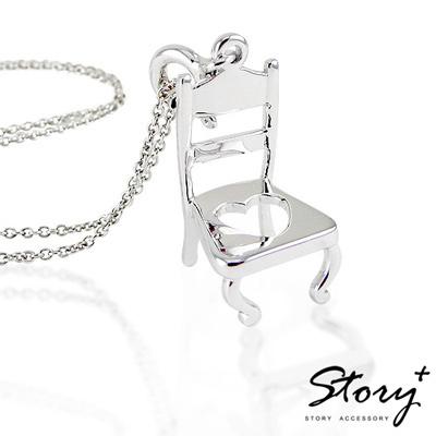 STORY ACCESSORY熱門韓劇 - 心中的位置 - 宴會椅項鍊