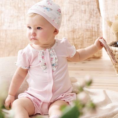 奇哥-比得兔陽光女孩連身衣-附帽子-3-18個月