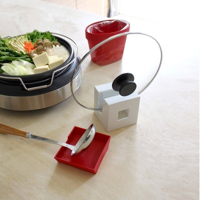 日本製造HACHIMAN創意小屋收納架-紅色