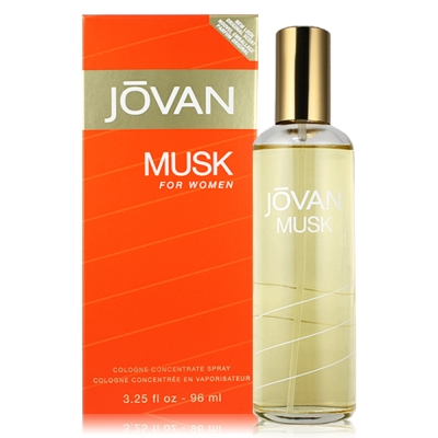 (即期品)JOVAN Musk for Women麝香女香(96ml)