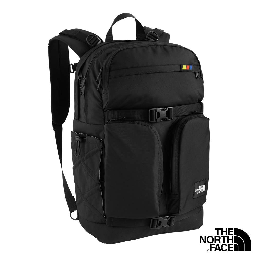 THE NORTH FACE MONDAZE 校園雙肩背包 黑