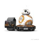 Sphero Star Wars 原力手環+ BB-8 智能機器人(戰損限量版)