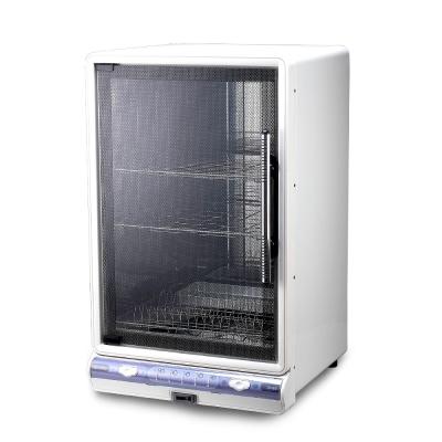 福利品-尚朋堂微電腦紫外線四層烘碗機SD-4588FW