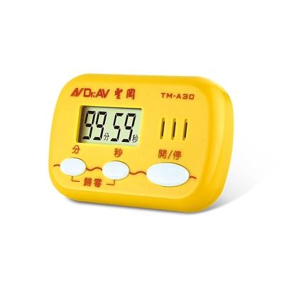 TM-A30 美式炫彩橢圓倒時器  (2入/組)