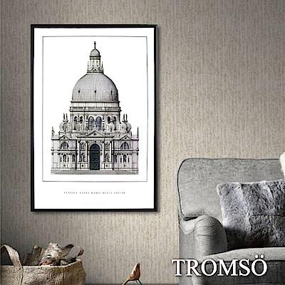 TROMSO北歐時代風尚有框畫-建築威尼斯榮耀40X60CM
