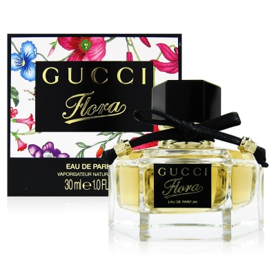 GUCCI Flora花之舞女性淡香水 30 ml