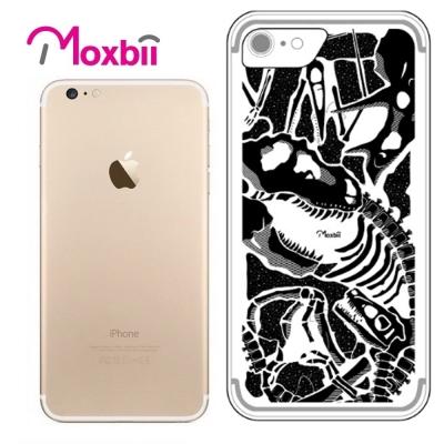 Moxbii iPhone 7 4.7吋 simpOcase光雕殼-侏儸紀