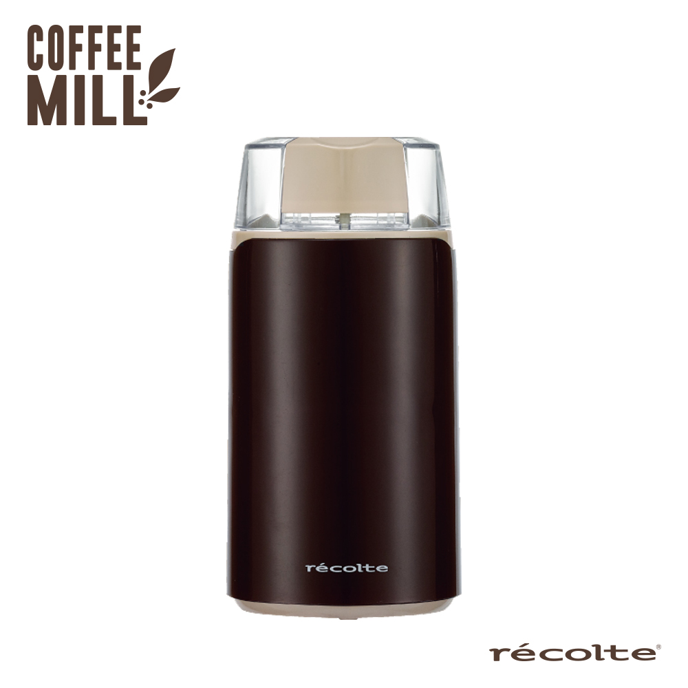 recolte日本麗克特 Coffee Mill 磨豆機RCM-1 product image 1