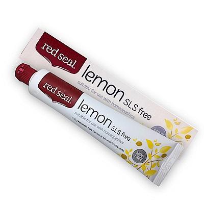 紐西蘭 Red Seal 清新檸檬牙膏 100g