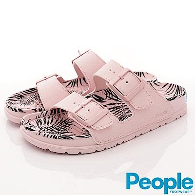PEOPLE-LENNON 04-047粉色棕梠-女