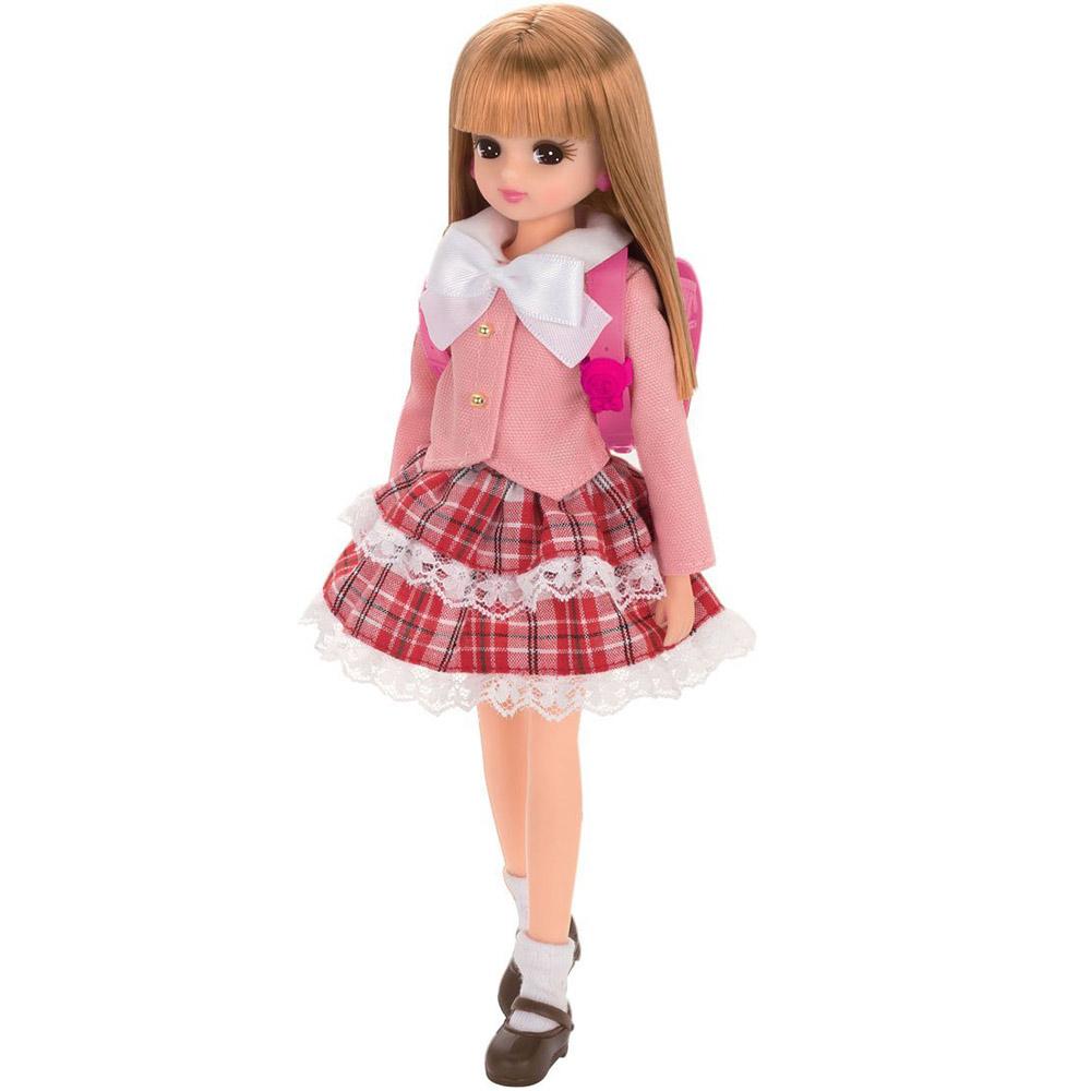 莉卡娃娃 - 粉紅制服莉卡