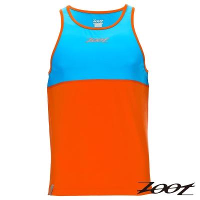 ZOOT 頂級極致型凍感運動背心(男) Z1604023(寶藍藍橘)
