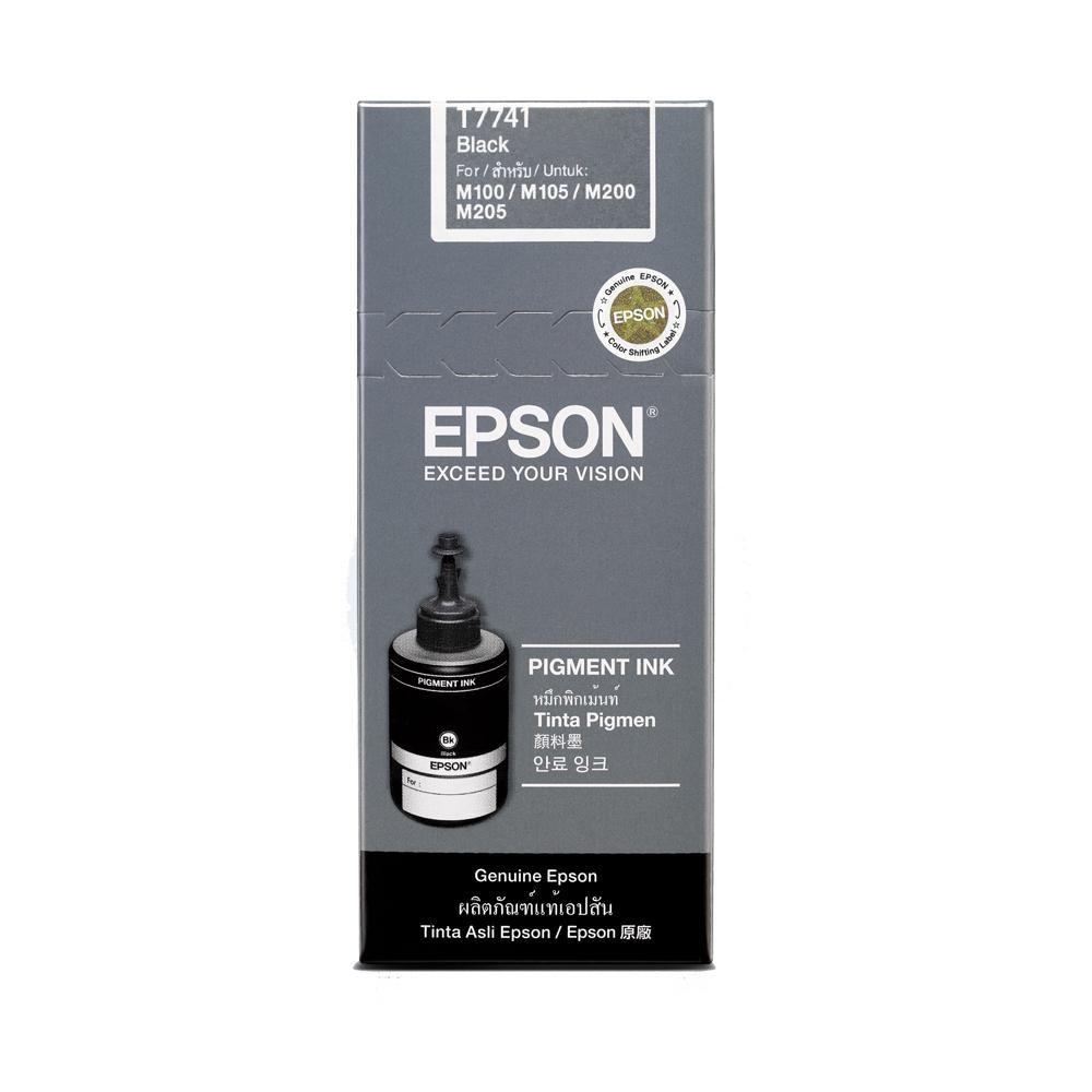 EPSON T774100 原廠黑色墨水罐